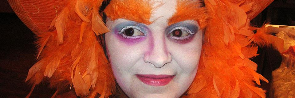 Maquillage artiste