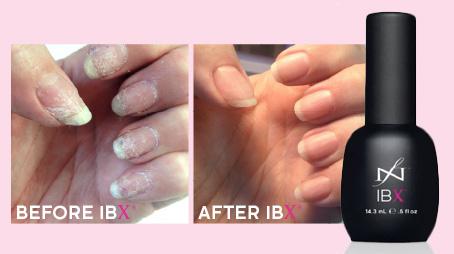 IBX répare vos ongles